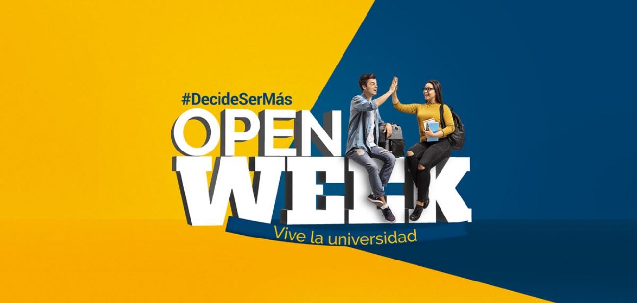 Open Week UTPL