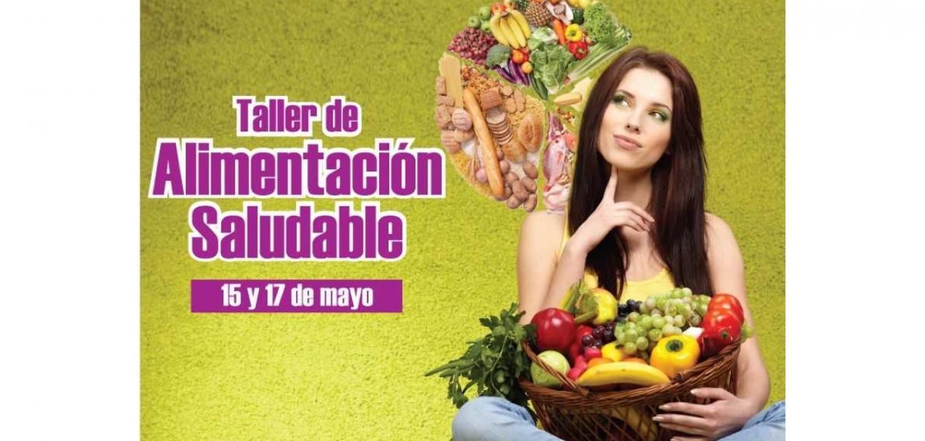 Taller de alimentación saludable